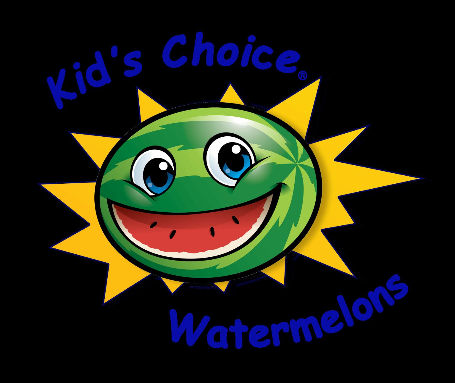 Kids Choice Watermelon Logo